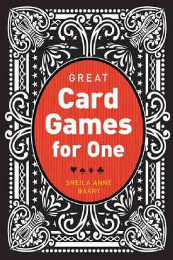 Great Card Games for One (Paperback)