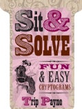 Sit & Solve Fun & Easy Cryptograms (Paperback)
