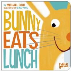 Bunny Eats Lunch (Board book)