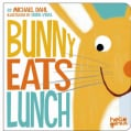 Bunny Eats Lunch (Board book)