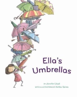 Ella's Umbrellas (Hardcover)