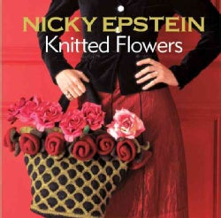 Knitted Flowers (Paperback)