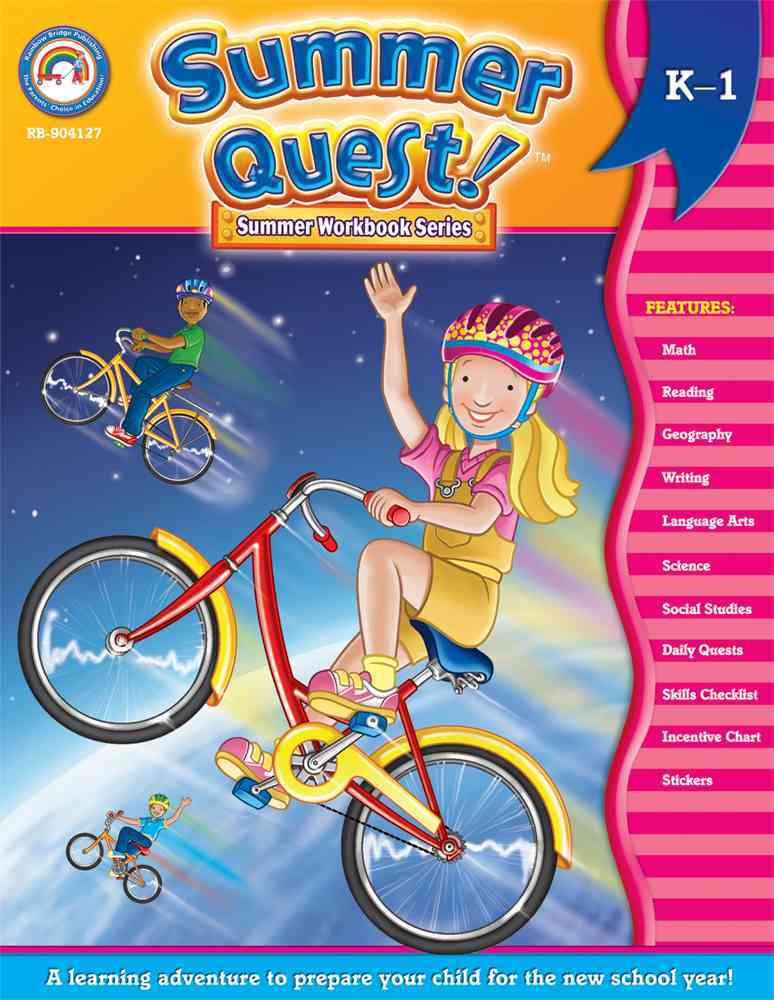 Summer Quest!: Grades K-1 (Paperback)