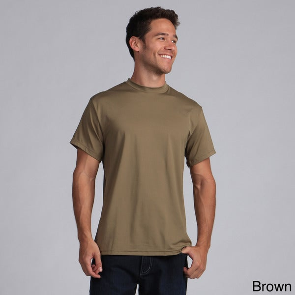 Kenyon Everywear Men's Short-sleeve Stretch Base Layer