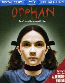 The Orphan (Blu-ray Disc)