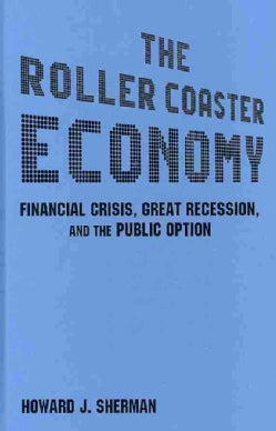 The Roller Coaster Economy: Financial Crisis, Great Recession, and the Public Option (Hardcover)