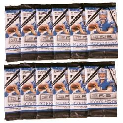 Donruss NFL Rookies and Stars 2009 12-pack Cards