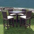 Atlantic Outdoor Olivia 5-piece Bar Set