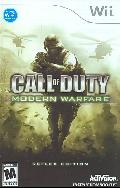 Wii - Call of Duty: Modern Warfare -- Reflex