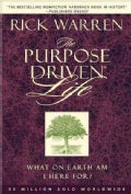 The Purpose Driven Life: What on Earth Am I Here For? (Paperback)