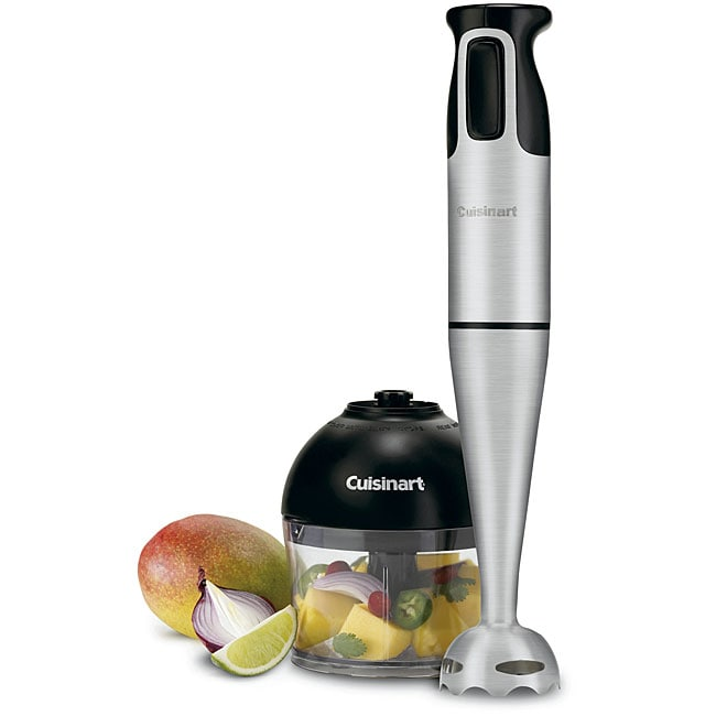 Cuisinart CSB-77FR Stainless Steel Hand Blender (Refurbished)