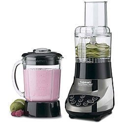 Cuisinart BFP-703CHFR Chrome SmartPower Duet Blender/ Food Processor (Refurbished)