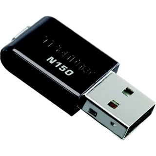 TRENDnet 150Mbps Mini Wireless N USB Adapter