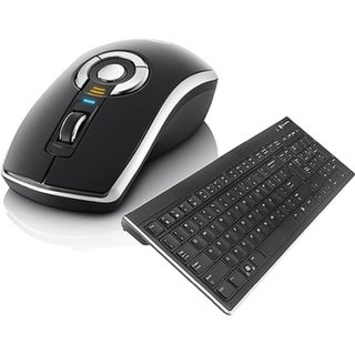 Gyration Air Mouse Elite with Low Profile Keyboard