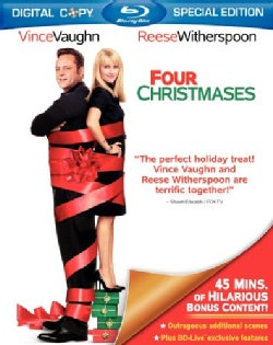 Four Christmases (Blu-ray Disc)