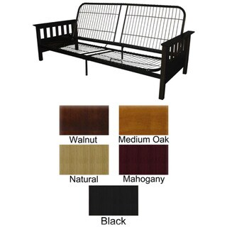 Provo Queen-size Mission-style Futon Frame