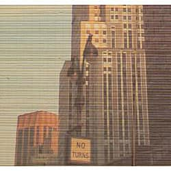 Empire State Building 36-inch Bamboo Blind (China)