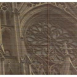 St. Patrick's Cathedral 36-inch Bamboo Blind (China)