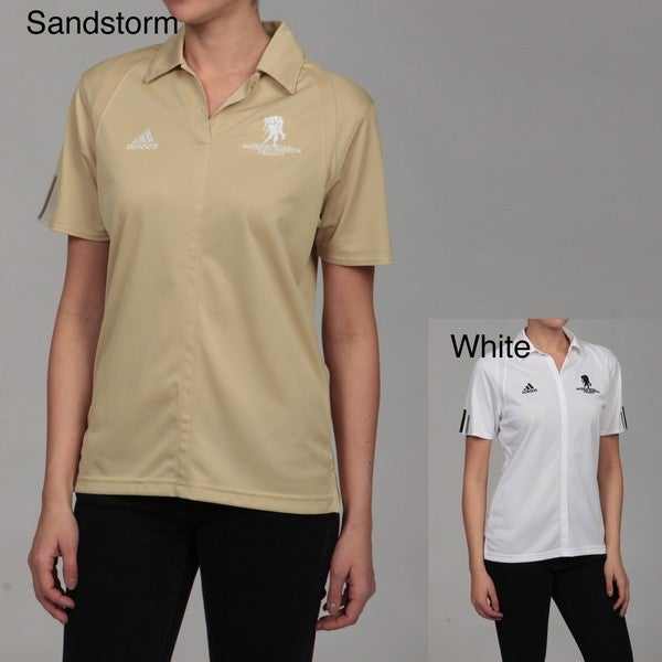 Adidas Women's Wounded Warrior Project ClimaCool Polo Shirt