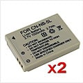NB-5L Batteries for Canon PowerShot SD790 SD890 IS (Pack of 2)