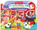 My Little People Farm/Mi Pequena Granja: An English/Spanish Flap Book (Hardcover)