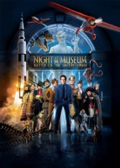 Night At The Museum: Battle Of The Smithsonian (Blu-ray/DVD)