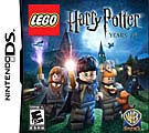 Nintendo DS - LEGO Harry Potter: Years 1-4