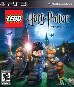 PS3 - LEGO Harry Potter: Years 1-4- By WB Games