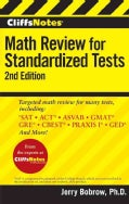 CliffsNotes Math Review for Standardized Tests (Paperback)
