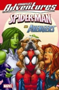 Marvel Adventures 4: Spider-man and Avengers (Paperback)