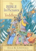 The Bible in Pictures for Toddlers (Hardcover)
