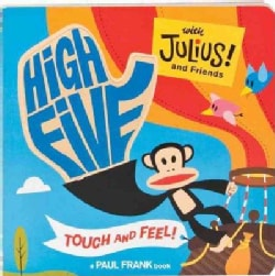 High Five With Julius and Friends (Board book)