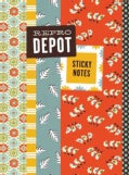 Repro Depot Sticky Notes (Notebook / blank book)