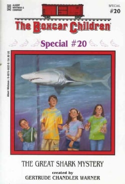 The Great Shark Mystery (Paperback)