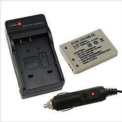 INSTEN Canon NB-5L Battery and Charger 250380 for PowerShot SD990 SD950