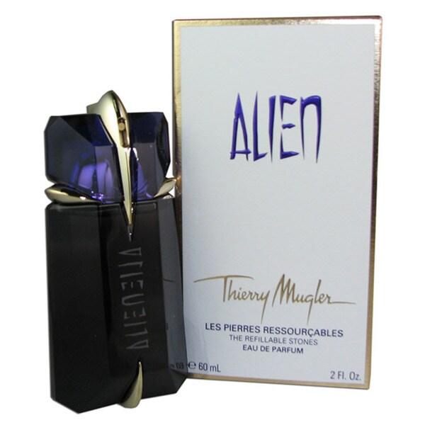 Thierry Mugler 'Alien' Women's 2-ounce Refillable Eau de Parfum Spray