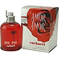 Cacharel 'Amor Amor' Women's 1-ounce Eau de Toilette Spray