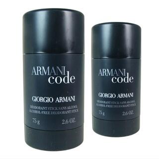 Giorgio Armani 'Armani Code' Men's 2.6-ounce Deodorant Stick