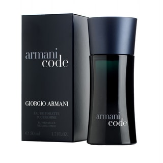 Giorgio Armani 'Armani Code' Men's 1.7-ounce Eau de Toilette Spray