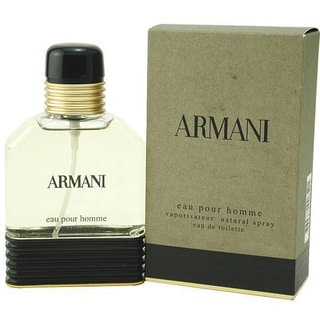 Giorgio Armani Men's 1.7-ounce Eau de Toilette Spray