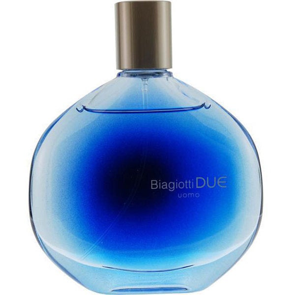 Biagiotti Due Uomo Men's 3-ounce Aftershave Spray