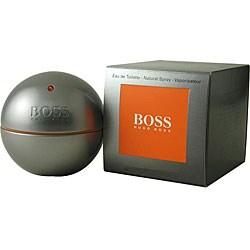 Boss In Motion Men's 1.3-ounce Eau de Toilette Spray