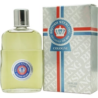 Dana 'British Sterling' Men's 3.8-ounce Cologne Splash
