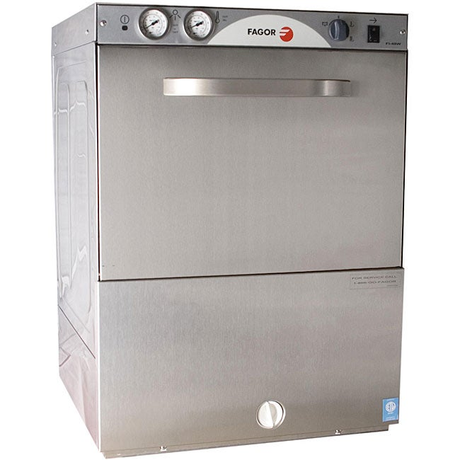 Commercial Dishwashing Layout Google Search: Fagor Commercial AD-64CW-3 High Temperature Undercounter Dishwasher