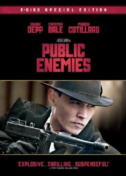 Public Enemies (Special Edition) (DVD)