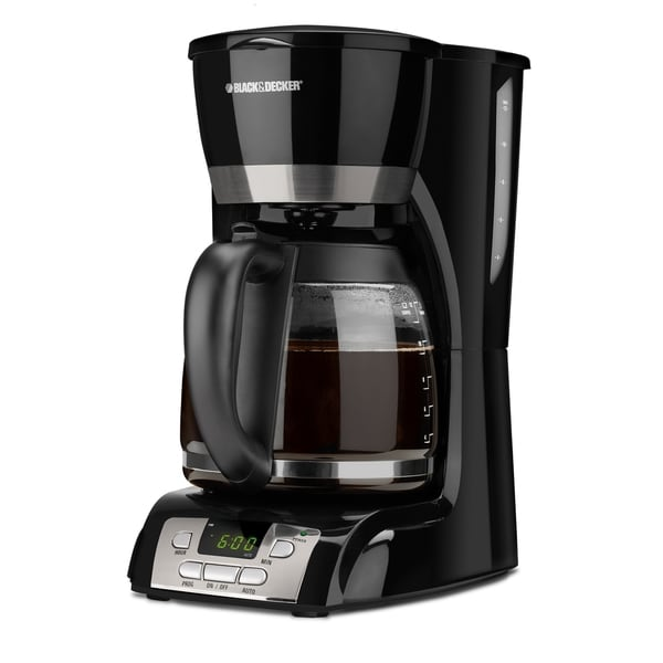 Black & Decker 12-Cup Coffee Maker