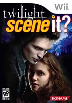 Wii - Scene It? Twilight