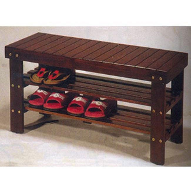Wooden Shoe Bench 12276458 Shopping Great Deals On Ceets Benches