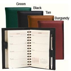 Royce Leather Mini Planner