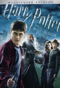 Harry Potter and The Half-Blood Prince (DVD)